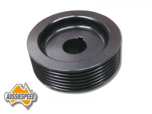 weiand-blower-pulley